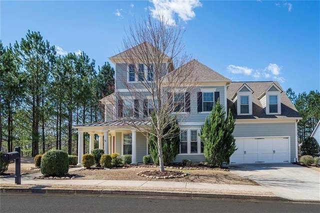 1001 Woodbury Road, Canton, GA 30114 (MLS #6746548) :: RE/MAX Prestige