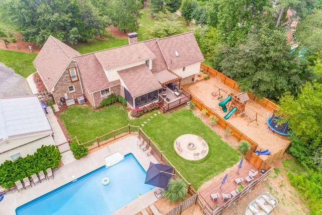 3432 Fate Conn Road, Canton, GA 30114 (MLS #6746549) :: KELLY+CO