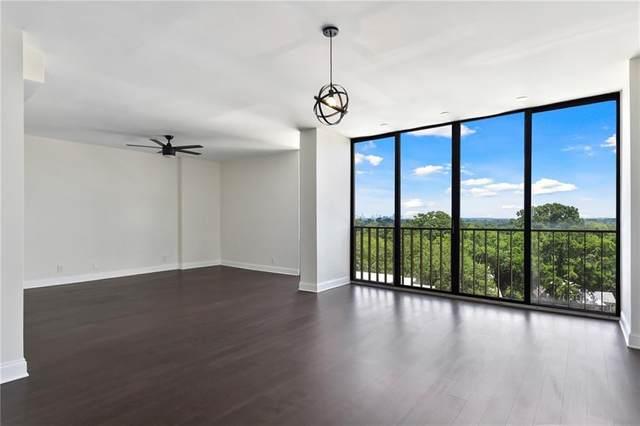 145 15th Street NE #831, Atlanta, GA 30309 (MLS #6746558) :: Kennesaw Life Real Estate