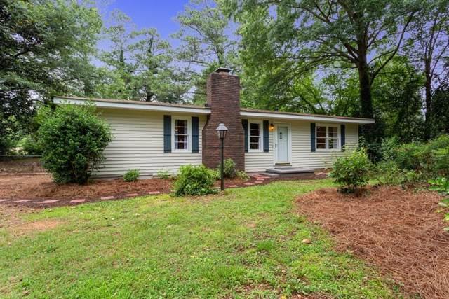 2629 Fraser Road, Marietta, GA 30066 (MLS #6746561) :: Kennesaw Life Real Estate