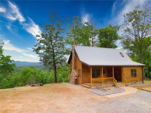 772 Harpers Creek Rd. Road, Ellijay, GA 30540 (MLS #6746593) :: The Cowan Connection Team