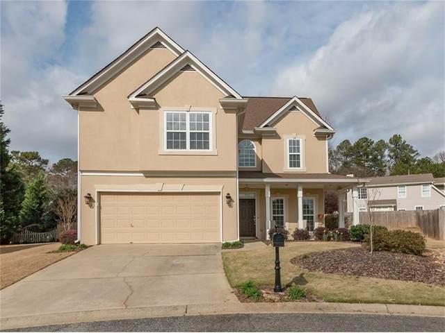 3110 Ballet Court SE, Smyrna, GA 30082 (MLS #6746598) :: Kennesaw Life Real Estate