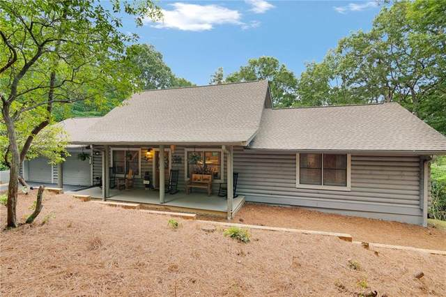 113 Dogwood Lane, Big Canoe, GA 30143 (MLS #6746607) :: The Heyl Group at Keller Williams