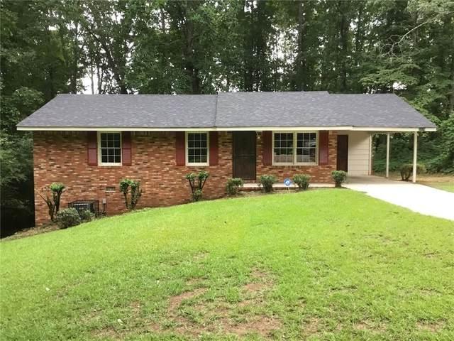 3379 Fairview Road, Covington, GA 30016 (MLS #6746629) :: North Atlanta Home Team