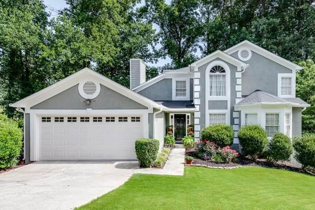 1544 Yorktown Drive, Lawrenceville, GA 30043 (MLS #6746630) :: KELLY+CO