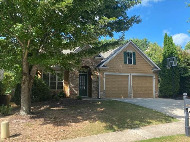 332 Downing Creek Trail, Canton, GA 30114 (MLS #6746638) :: Kennesaw Life Real Estate