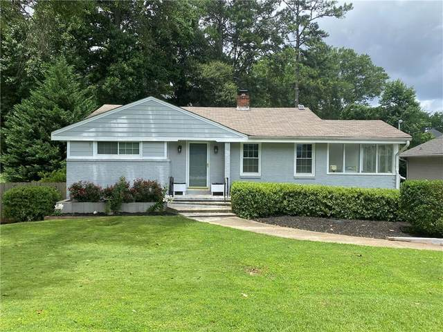 1185 Pinehurst Drive SE, Smyrna, GA 30080 (MLS #6746647) :: Kennesaw Life Real Estate