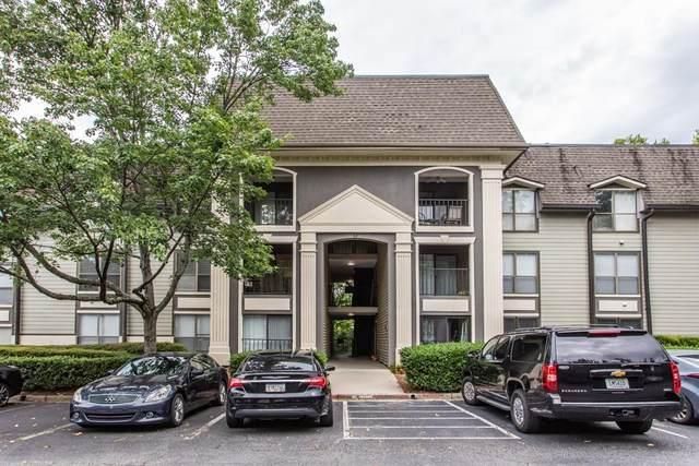 2657 Lenox Road NE O-196, Atlanta, GA 30324 (MLS #6746648) :: Good Living Real Estate