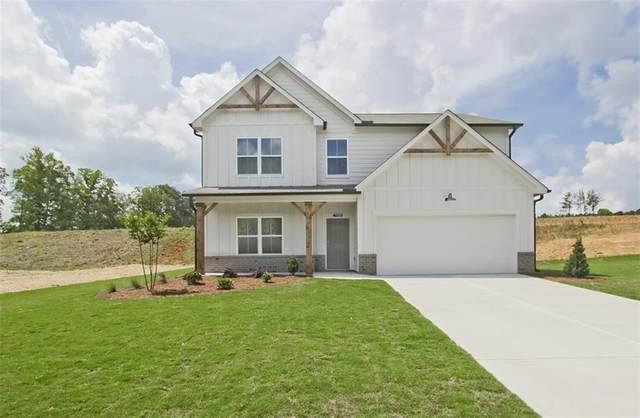 160 Brookstone Park E #9, Acworth, GA 30101 (MLS #6746651) :: North Atlanta Home Team