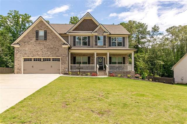 1842 Cedar Oaks Lane, Oxford, GA 30054 (MLS #6746655) :: Charlie Ballard Real Estate