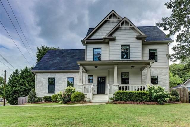 2005 College Avenue, Atlanta, GA 30317 (MLS #6746683) :: Path & Post Real Estate