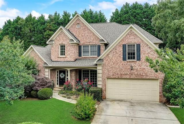 3750 Highcroft Circle NW, Peachtree Corners, GA 30092 (MLS #6746684) :: North Atlanta Home Team