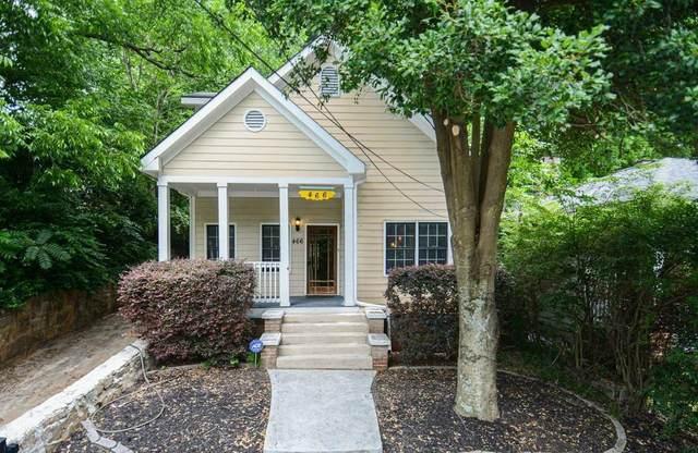 466 Connally Street SE, Atlanta, GA 30312 (MLS #6746686) :: Path & Post Real Estate
