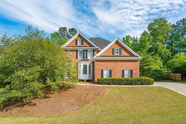 6145 Kenbrook Drive NW, Acworth, GA 30101 (MLS #6746689) :: RE/MAX Prestige