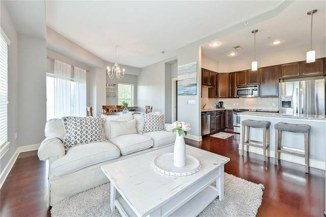 200 River Vista Drive #702, Atlanta, GA 30339 (MLS #6746701) :: Keller Williams Realty Cityside