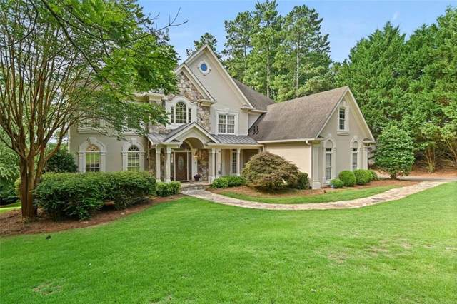 1485 Portmarnock Drive, Alpharetta, GA 30005 (MLS #6746724) :: The North Georgia Group