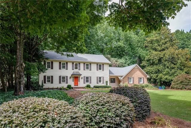 575 Coldstream Court, Sandy Springs, GA 30328 (MLS #6746729) :: Dillard and Company Realty Group