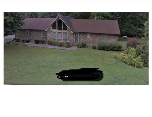 104 Crestmont Drive, Calhoun, GA 30701 (MLS #6746730) :: The Heyl Group at Keller Williams
