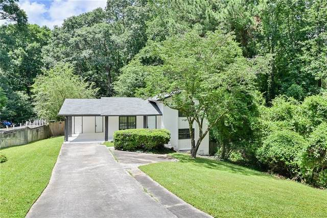 816 Magna Carta Drive NW, Atlanta, GA 30318 (MLS #6746733) :: The Heyl Group at Keller Williams