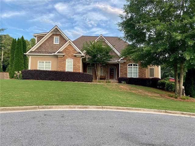 101 Lenore Court, Woodstock, GA 30188 (MLS #6746736) :: Path & Post Real Estate