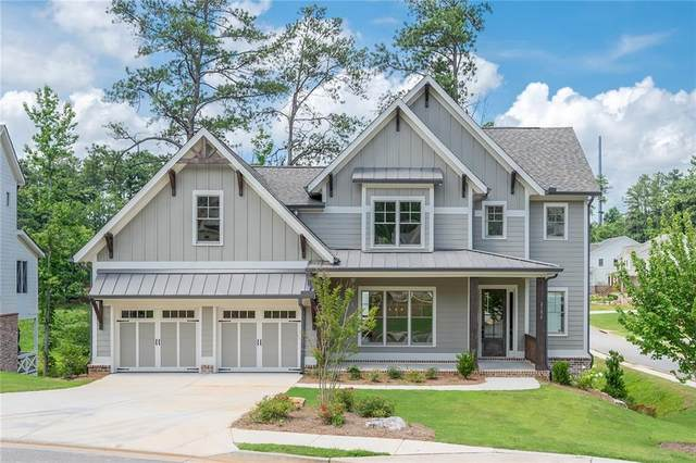 2156 Ellis Mountain Drive SW, Marietta, GA 30064 (MLS #6746742) :: The Heyl Group at Keller Williams