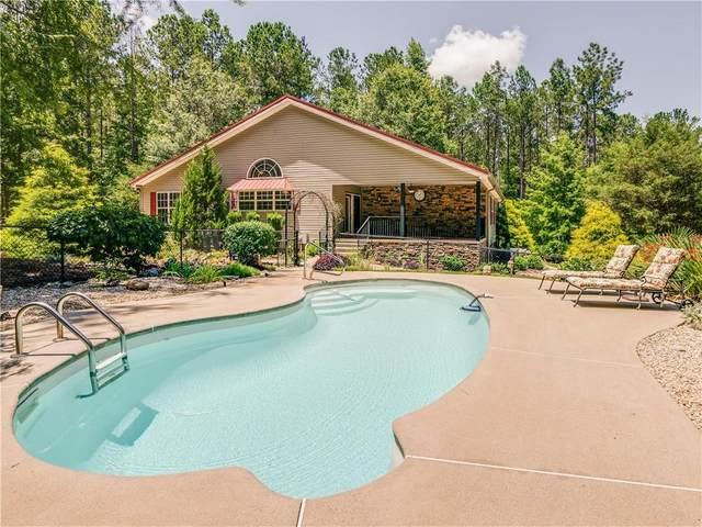 692 Hidden Creek Drive, Monticello, GA 31064 (MLS #6746746) :: Charlie Ballard Real Estate