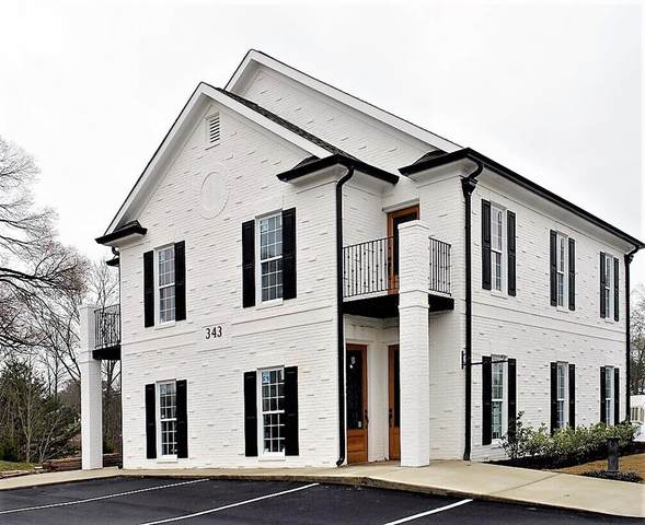343 Dahlonega Street 343-C, Cumming, GA 30040 (MLS #6746760) :: The North Georgia Group
