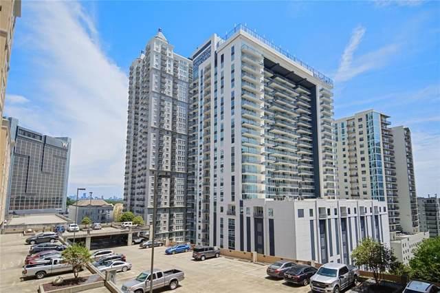 1101 Juniper Street NE #716, Atlanta, GA 30309 (MLS #6746781) :: Kennesaw Life Real Estate
