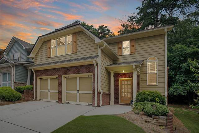 1091 Brownstone Drive #22, Marietta, GA 30008 (MLS #6746802) :: Path & Post Real Estate