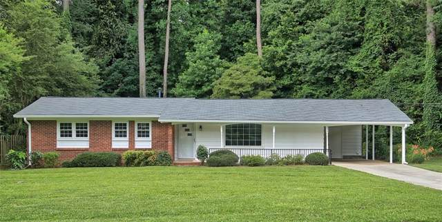 330 Brook Drive, Sandy Springs, GA 30328 (MLS #6746823) :: North Atlanta Home Team
