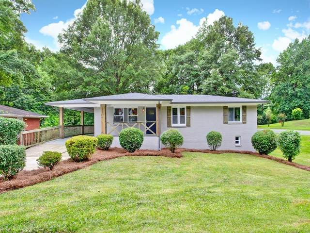 809 James Street NW, Marietta, GA 30060 (MLS #6746825) :: The Heyl Group at Keller Williams