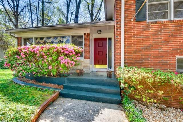 2145 Leafmore Drive, Decatur, GA 30033 (MLS #6746826) :: The Zac Team @ RE/MAX Metro Atlanta