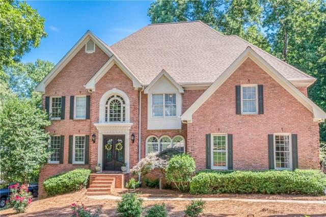 7120 Polo Hill, Cumming, GA 30040 (MLS #6746828) :: The North Georgia Group