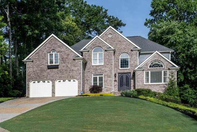 4255 Creek Haven Drive, Marietta, GA 30066 (MLS #6746835) :: The Hinsons - Mike Hinson & Harriet Hinson