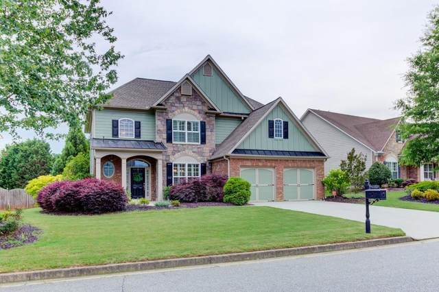 121 Northbrooke Trace, Woodstock, GA 30188 (MLS #6746840) :: Path & Post Real Estate
