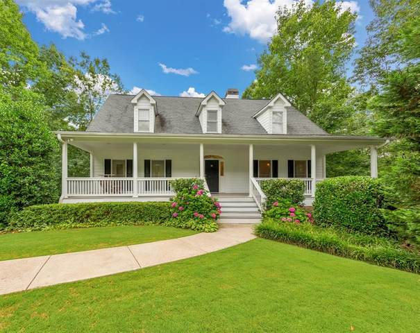 2926 Summitop Road NE, Marietta, GA 30066 (MLS #6746855) :: The Hinsons - Mike Hinson & Harriet Hinson