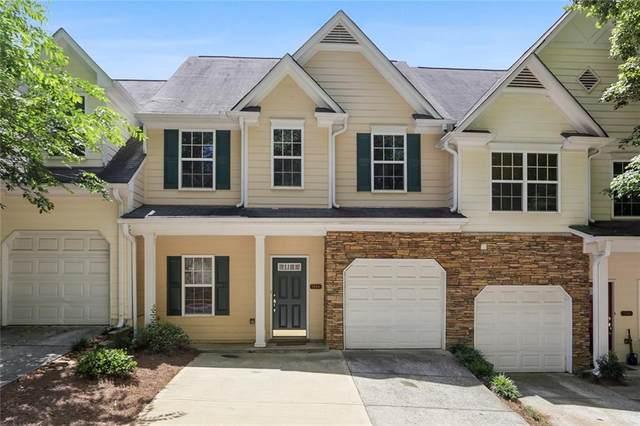1984 Hoods Fort Circle #23, Kennesaw, GA 30144 (MLS #6746857) :: North Atlanta Home Team
