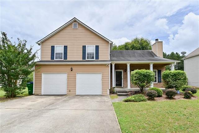 3150 Brookfield Drive, Austell, GA 30106 (MLS #6746864) :: The Heyl Group at Keller Williams