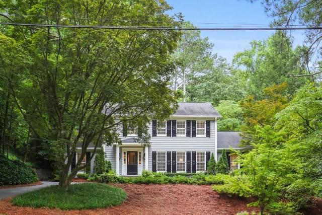 590 Tanacrest Circle, Atlanta, GA 30328 (MLS #6746876) :: Kennesaw Life Real Estate