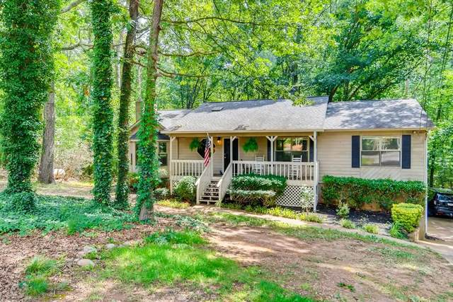 7056 Galts Ferry Road, Acworth, GA 30102 (MLS #6746885) :: North Atlanta Home Team
