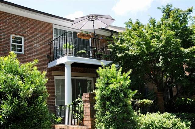 1634 Ponce De Leon Avenue NE #513, Atlanta, GA 30307 (MLS #6746890) :: The Heyl Group at Keller Williams