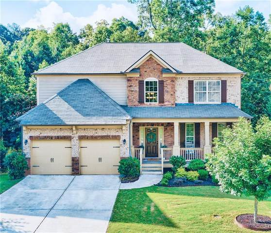 231 Providence Walk Court, Canton, GA 30114 (MLS #6746891) :: Kennesaw Life Real Estate