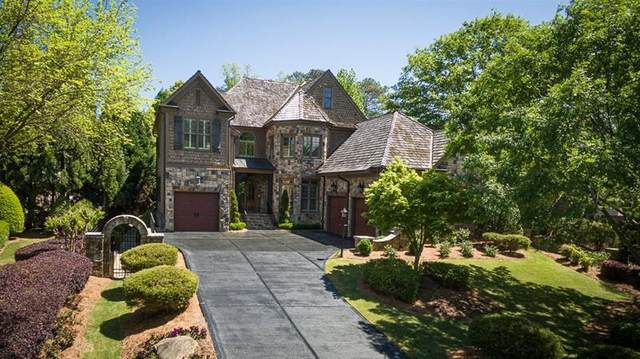195 Ardsley Lane, Alpharetta, GA 30005 (MLS #6746922) :: Kennesaw Life Real Estate