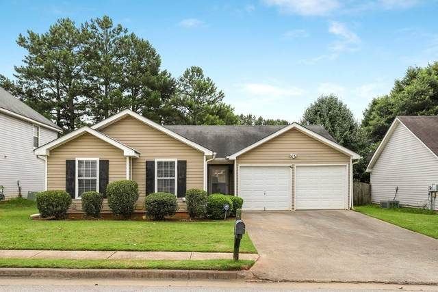 6267 Mathews Drive, Lithonia, GA 30058 (MLS #6746935) :: North Atlanta Home Team