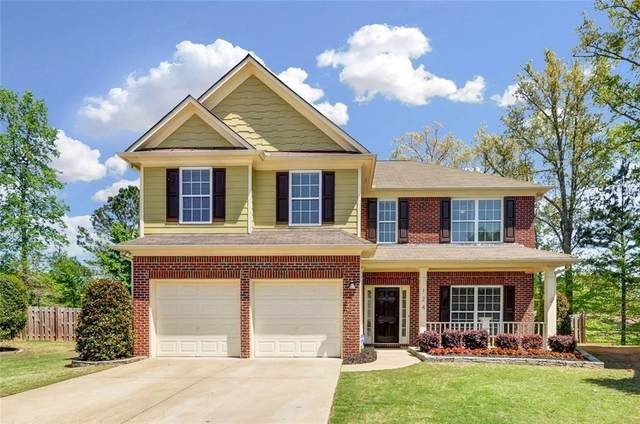 124 Hidden Lake Circle, Canton, GA 30114 (MLS #6746939) :: Kennesaw Life Real Estate