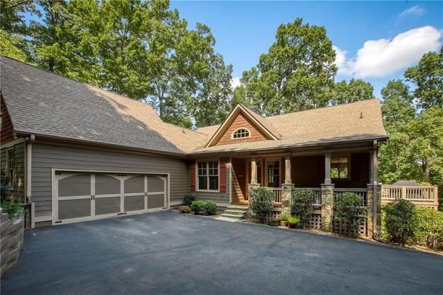 29 Valley View Drive, Big Canoe, GA 30143 (MLS #6746940) :: Charlie Ballard Real Estate