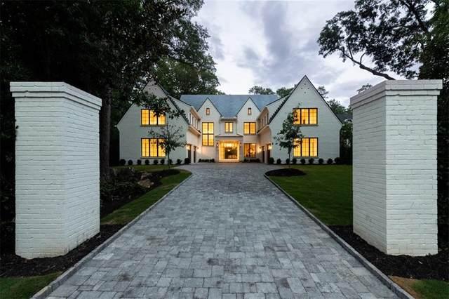 258 Pineland Road NW, Atlanta, GA 30342 (MLS #6746966) :: AlpharettaZen Expert Home Advisors