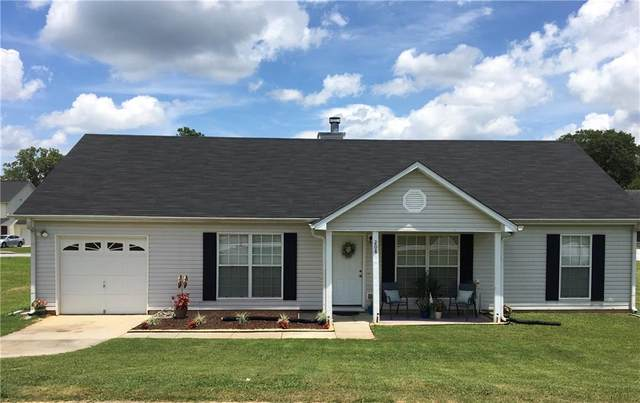 208 Marsh Glen Drive, Jonesboro, GA 30238 (MLS #6746989) :: The Heyl Group at Keller Williams