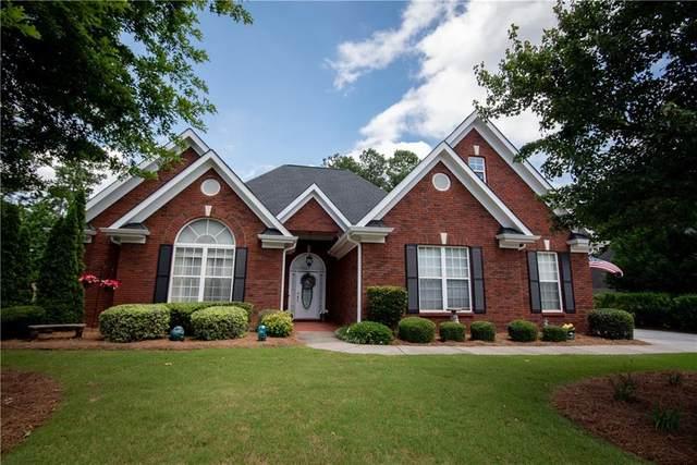 712 Ashley Wilkes Way, Loganville, GA 30052 (MLS #6746997) :: Charlie Ballard Real Estate
