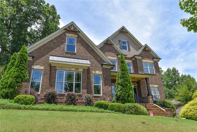 7071 Sanctuary Drive, Jefferson, GA 30549 (MLS #6746998) :: Dillard and Company Realty Group